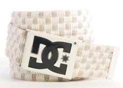 Checkers pattern, Jacquard belt.