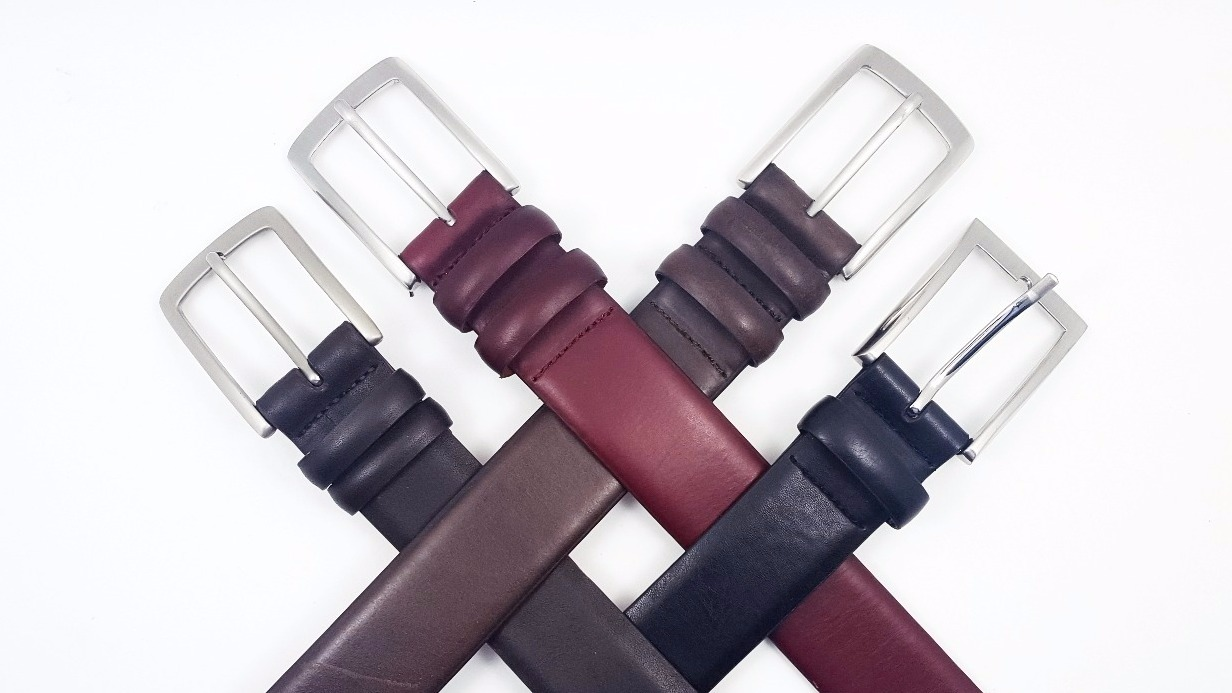 Casual Cowhide Leather Belt
