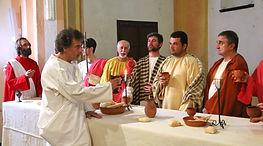 Cenacolo - Passionedi Cristo di Ivrea - Ultima Cena
