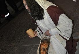 Passione di Cristo a Ivrea Veronica 2018