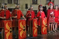 Passione di Cristo Ivrea 2017 - UNESCO - Fulvio Lavarino (Legione Romani)