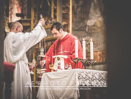La Passione di Cristo 2021 - Lettera di Don Giuseppe Sciavilla