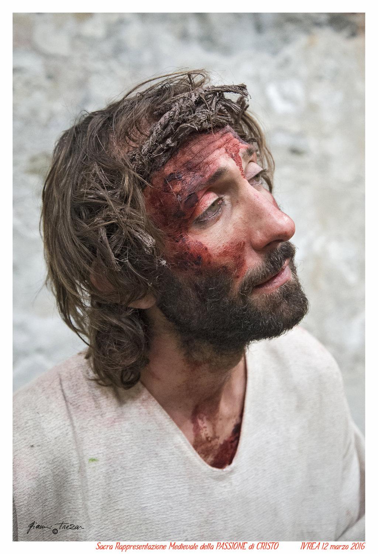 Passione Di Cristo - Ivrea - Gianni Trezar - 2016 -  (Il Cristo) _LQ