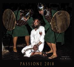 Passione di Cristo Ivrea 2018 - UNESCO - Nicola Frau (Le Guardie del Sinedrio)