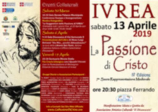 Passione di Cristo di Ivrea e Canavese 2019 - Passio Christi