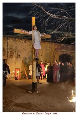 Passione di Cristo di IVREA - Passio Christi di IVREA e Canavese - Sacra Rappresentazione Medievale - Ladrone Buono