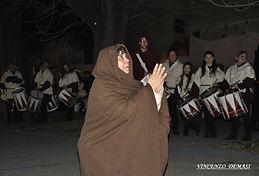 La Passione di Cristo La Madonna piange a Ivrea