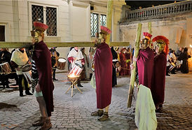 Romani e La Croce - Ivrea Sacra Rappresentazione