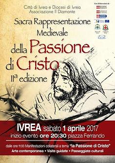 La Passione di Ivrea 2017 - Sacra Rappresentazione Medievale