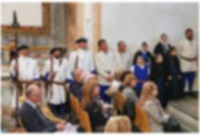 Corazze di Agliè alla Passione di Cristo di IVREA - Davide Mindo