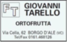 Giovanni Tarello Ortofrutta Borg d'Ale