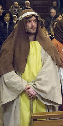 Passione di Cristo di IVREA - Passio Christi di IVREA e Canavese - Sacra Rappresentazione Medievale - Cireneo