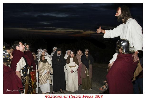 Passione di Cristo di IVREA - Passio Christi di IVREA e Canavese - Sacra Rappresentazione Medievale - I Figuranti