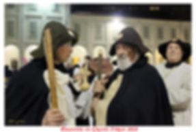 La Via Francigena di Sigerico alla Passione di Cristo di IVREA - Davide Mindo