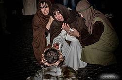 Ivrea Passione di Cristo 2017 - Maria Giovanni Maddalene