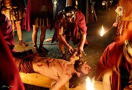 Passione di Cristo IVREA - deposizione dalla croce