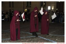 Passione Di Cristo - Ivrea - Gianni Trezar - 2016 -  (Ij Ruset Tamburi e Chiarine) _LQ
