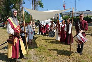 San Savino Ivrea Medioevo Canavese Gruppo Storico Il Diamante Ruset