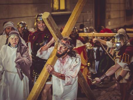 La Passione di Cristo 2020 - SOSPENSIONE