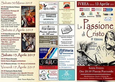 Programma Passione di Cristo di Ivrea e Canavese - Ferrando
