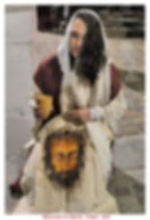 Santa Veronica - In Canavese l'Unica Passione di Cristo che fa rivivere la Passio Christi è ad IVREA