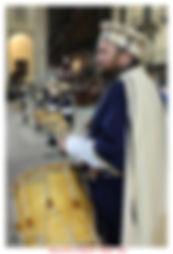 Tamburi nel medioevo - In Canavese l'Unica Passione di Cristo che fa rivivere la Passio Christi è ad IVREA
