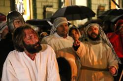 Passione di Cristo Ivrea 2017 - UNESCO - Fulvio Lavarino (Il Popolo contro Cristo)