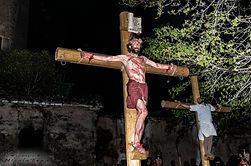 Passione di Cristo Ivrea - Crocefissione
