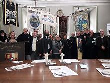 Comune di Ivrea - Sala Giunta - Conferenza Stampa