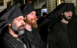 Passione di Cristo Ivrea 2017 - UNESCO - Fulvio Lavarino (Sinedrio)
