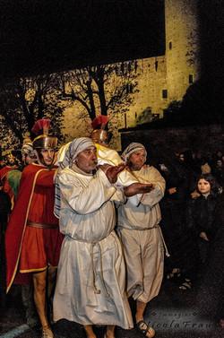 Passione di Cristo Ivrea 2017 - UNESCO - Nicola Frau (Deposizione nel Sepolcro)
