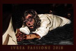 Passione di Cristo Ivrea 2018 - UNESCO - Nicola Frau (La Caduta di Cristo)