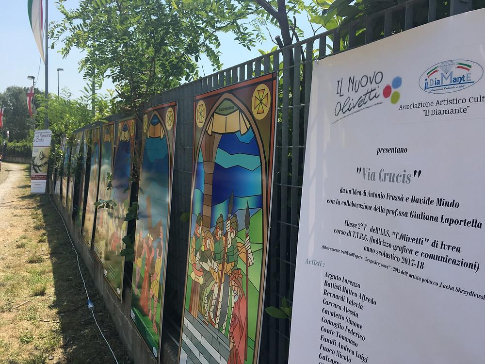 Ivrea - Passione di Cristo  - Parco Dora - Fiera di San Savino - Mostra Fotografica