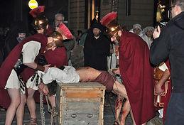 Flagellazione di Gesù - Ivrea Passione di Cristo