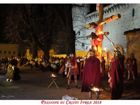On Line il Nuovo Sito della Passione di Cristo di IVREA