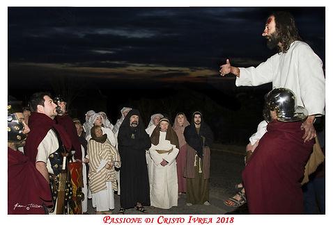 Compagnia dello Scorpione alla Passione di Cristo di IVREA - Davide Mindo