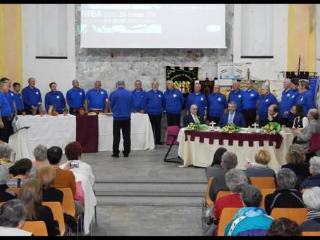 La Passione di Cristo 2018 - Convegno Storico in Sala Santa Marta - Ivrea