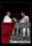 La Passione di Cristo di Ivrea - Ponzio Pilato se ne lava le mani