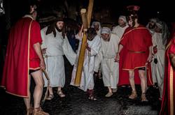 Passione di Cristo Ivrea 2017 - UNESCO - Nicola Frau (la Via Crucis Via Arduino)