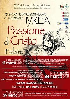 Sacra Rappresentazione Medievale - La Passione di Cristo di Ivrea e Canvese - Associazione Il Diamante