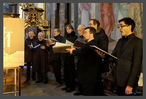 Coro della Cattedrale alla Passione di Cristo di IVREA - Davide Mindo