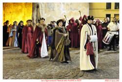 Passione Di Cristo - Ivrea - Gianni Trezar - 2016 -  (Corteo Storico Medievale) _LQ