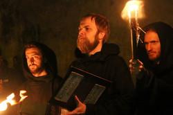 Passione di Cristo Ivrea 2017 - UNESCO - Fulvio Lavarino (Frate Benedettino)