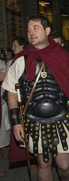 Passione di Cristo di IVREA - Passio Christi di IVREA e Canavese - Sacra Rappresentazione Medievale - Ponzio Pilato Governatore Romano