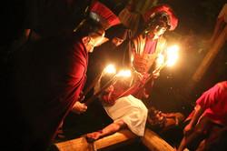 Passione di Cristo Ivrea 2017 - UNESCO - Fulvio Lavarino (Deposizione dalla Croce)