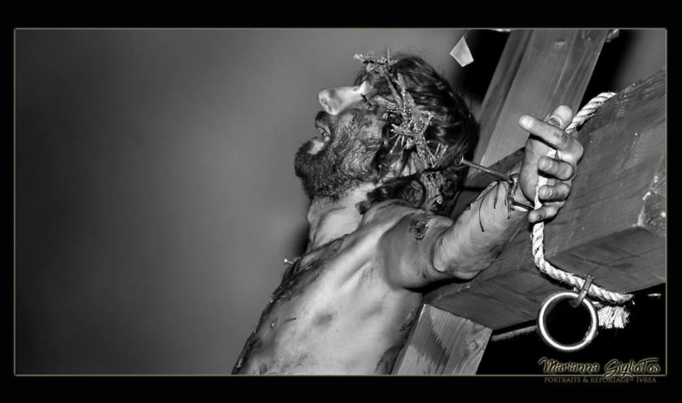 Passione Di Cristo - Ivrea - Marianna Giglio Tos - 2016 (La Morte in Croce)
