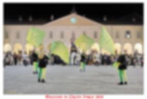 Sbandieratrici di San Salvatore alla Passione di Cristo di IVREA - Davide Mindo