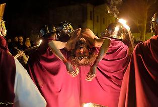 Passione di Cristo IVREA - sepolcro