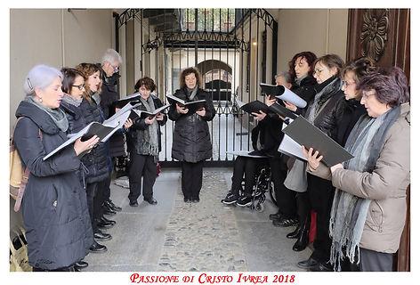 Academia Cantus alla Passione di Cristo di IVREA - Davide Mindo