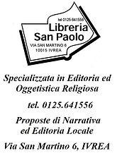 Libreria San Paolo Ivrea - Debora Formia